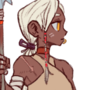 tribal girl i guess