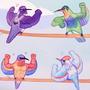 Pride Birds (Video)