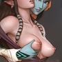 Zelda x Midna