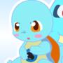 Kawaii Squirtle And Totodile [Pokemon] by KawaiiJuice
