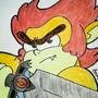 Lion-O (Thundercats Roar) - Traditional Version