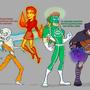 A Random Superhero Team!