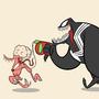 Venom and Licker