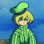 Mari the cactus girl