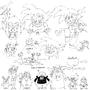 Classic Dragon Ball Doodles