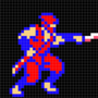 ToxicProductions as a Ninja Gaiden character