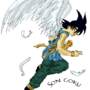 +:.ANGEL Son Goku.:+ by MsDBZbabe