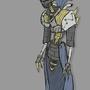 Robot Wizard by LittleIzzy