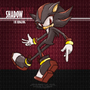 Shadow the hedgehog by HypNosE777