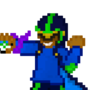 Ace Trainer Keith Masked Vigilante Sprite