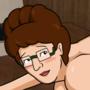 Cartoon Crossover: Archer & Peggy