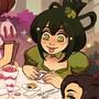 BNHA tea party