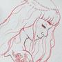 Rose by fumekat