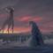 Tundra goddess