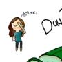 Day 3: Cucumber... by MelodyDrawz