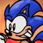 Sonic vs. Flame Craft by SlamGrene