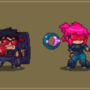 Nightmare Cops Sprites