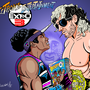 Xavier Woods vs Kenny Omega Alpha tribute
