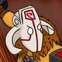 Juggernaut the master beyblader (dota 2)
