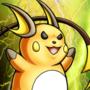 Pokemonthly: Raichu