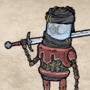 Feudal Alloy character equipment set