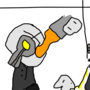 comics 6: aahw soldier training energy drink