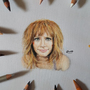 Bryce Dallas Howard Miniature Portrait