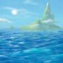 Azure Island - Water practice