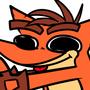 Crash Bandicoot Doodles