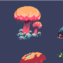 Imaginary Mushroom Study
