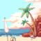 Twitch Screen Pixel Art Commission (1/3)
