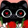 Magic Flowery Cat