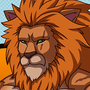 Battle-Scarred Leo