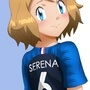 Serena t-shirt from France