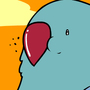 Blue bird boy
