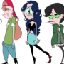 The Gang by frootlupin
