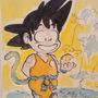 badly drawn kid Goku