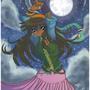 Moon Dance by gusana