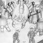 Ray & Rhay vs Melter & Meltia by Rhay-Tatsuki