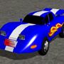 3D car by Oppaisoft