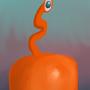 Alien blob