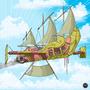 my 1st air ship