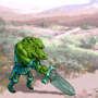 Gatorman Fighter