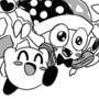 Kirby Star Allies (comic): Black Hole