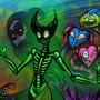 Dark Creatures of the Nigth!