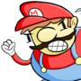 Mario and Shy Guy