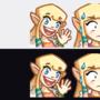 [CMSN] Zelda Emotes