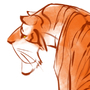 Stylized Tiger 1