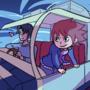 Stargirl and Jet by redogna