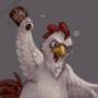 Rum Soaked chicken